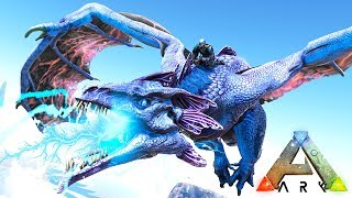 ARK: SURVIVAL EVOLVED - BEST DRAGON EVER!! (LIGHTNING WYVERN)
