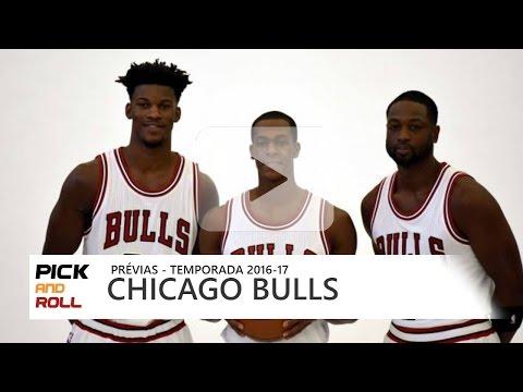 PRÉVIAS NBA 2016-17 - Chicago Bulls