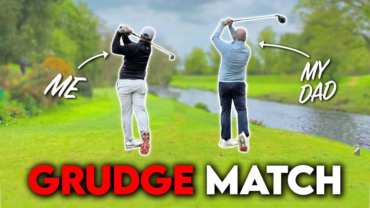 I never beat this golfer 😠| PGA Pro vs 12 Handicap | Nine Hole Match