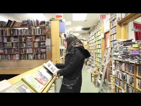Adam Scotti's walk through John W. Doull Books on Barrington