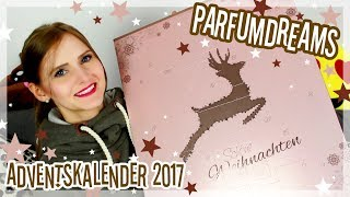 Parfumdreams Adventskalender UNBOXING! Top oder Flop?