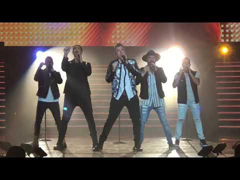 Backstreet Boys Don't Go Breaking My Heart Las Vegas