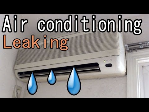 100% SOLUTION TO WATER DRIPPING IN SPLIT AC