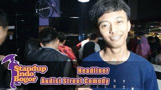 Fajar Nugra - Headliner Audisi #StreetComedy5 Bogor #SUIBGRevent