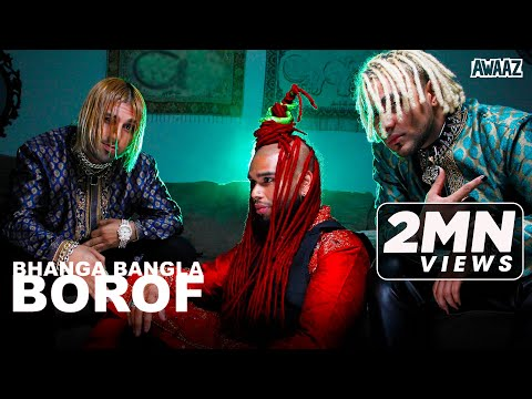 Bhanga Bangla - BOROF Official Music Video