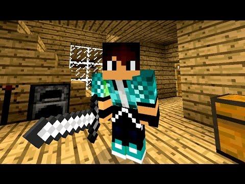 #10 ДРАКА-ДРАКА :) Выживание в Майнкрафте. Minecraft PE 0.14.2 Летсплей КокаПлей