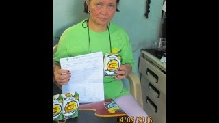 AIMGLOBAL C24/7 DIABETES TESTIMONY 70 YEARS OLD MARIA CHARITO DATUIN