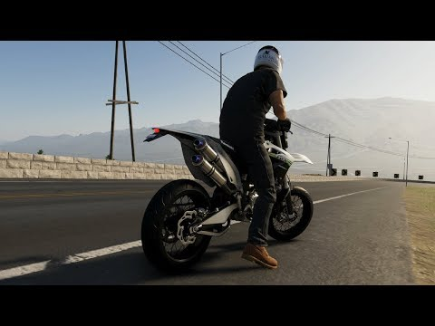 the crew 2 supermotard kawasaki kx450f test drive 1080p60fps youtube. Black Bedroom Furniture Sets. Home Design Ideas