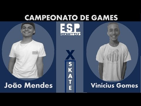 CGESP- João Mendes Vs Vinícius Gomes- 1ºTurno