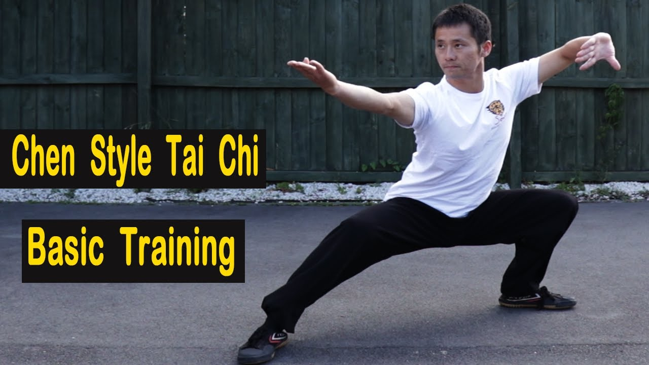 Chen Style Tai Chi Step By Step For Beginners