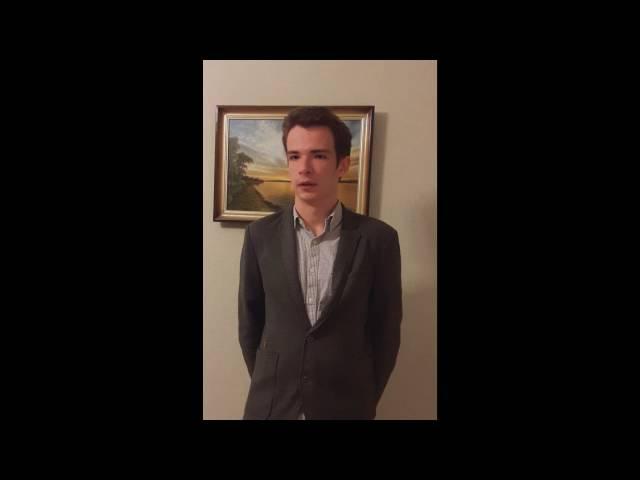 Алексей Пирогов читает произведение «Настанет день - исчезну я» (Бунин Иван Алексеевич)