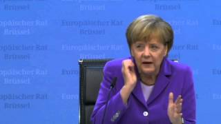 European Council national briefing Germany