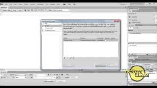 How to create a Testing Server with XAMPP in dreamweaver CS6.