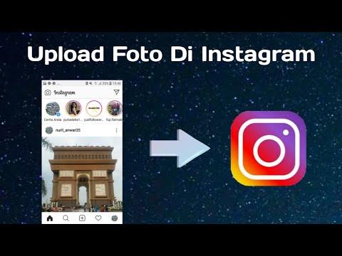 cara-upload-foto-di-instagram