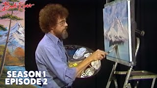 Bob Ross - Mt. McKinley (Season 1 Episode 2)