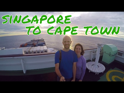 Singapore to Cape Town