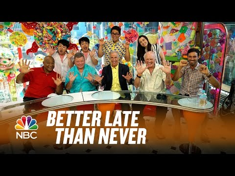 Better Late Than Never - This is Nothing Like the Today Show (Episode Highlight)