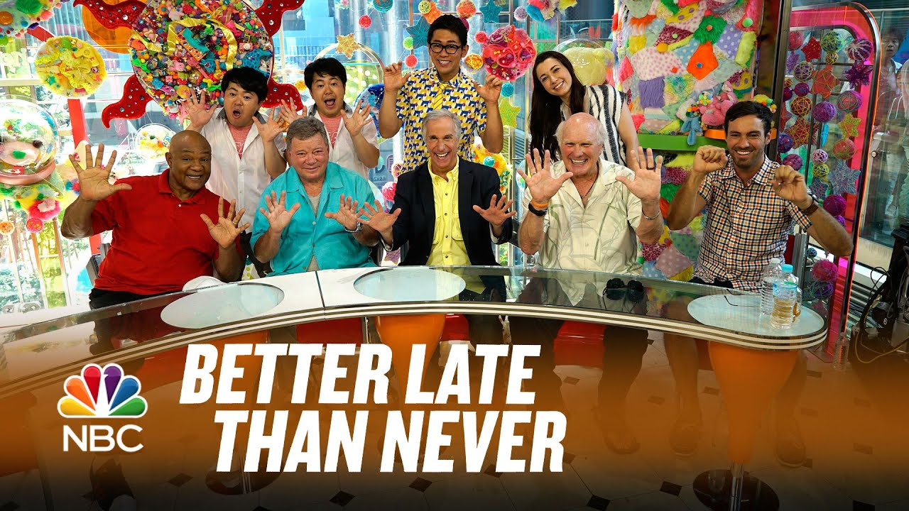 Download Better Late Than Never - This is Nothing Like the Today Show (Episode Highlight)