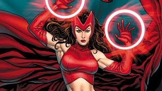 Repeat youtube video Superhero Origins: The Scarlet Witch