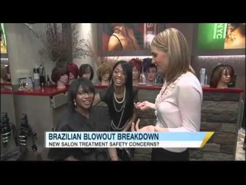 The Brazilian Blowout: Is It Safe?
