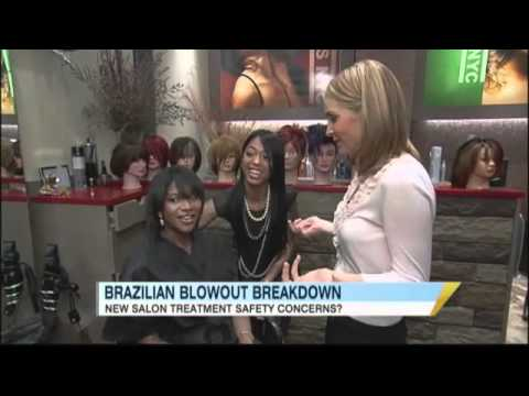The Brazilian Blowout: Is It Safe?