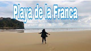 PLAYA DE LA FRANCA (Ribadedeva/Ribadeva) ASTURIAS | CANTRE FAMILY