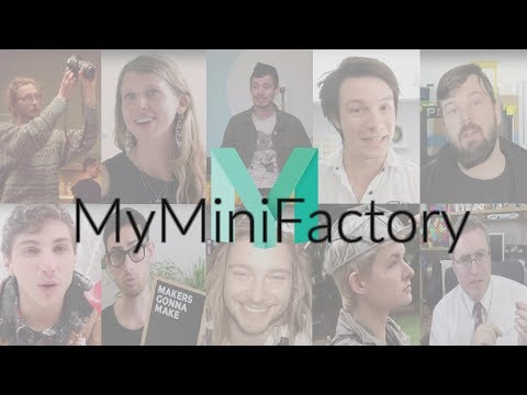 MyMiniFactory: The Community for 3D Printing Creators