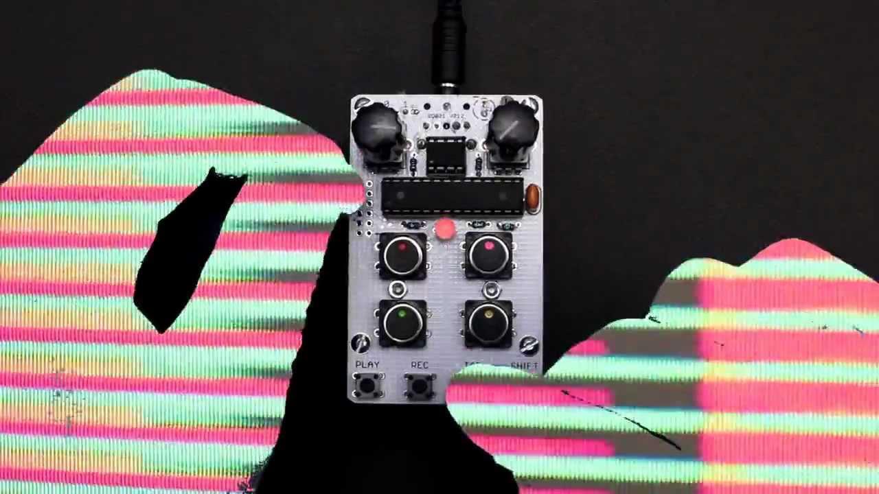 Arduino-Based Drum Machine | Make:
