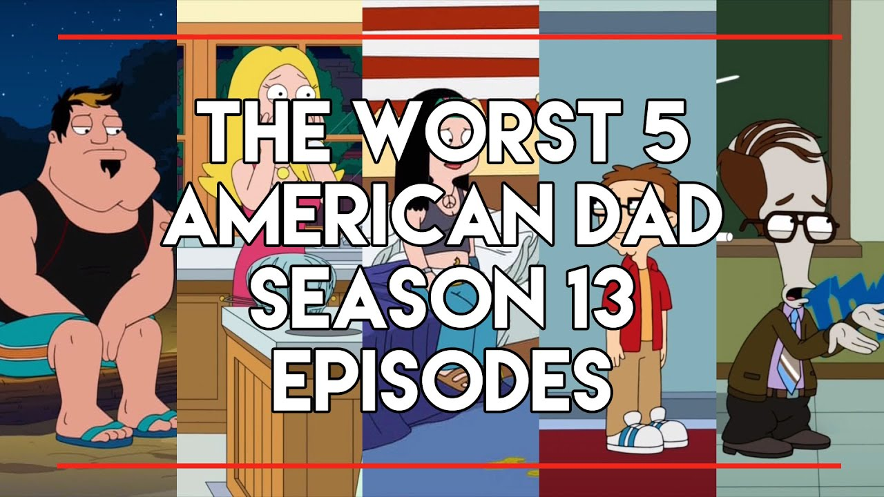 American Dad Season 13