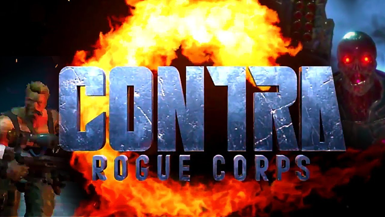 Contra Rogue Corps - Official Red Band Premiere Trailer | E3 2019