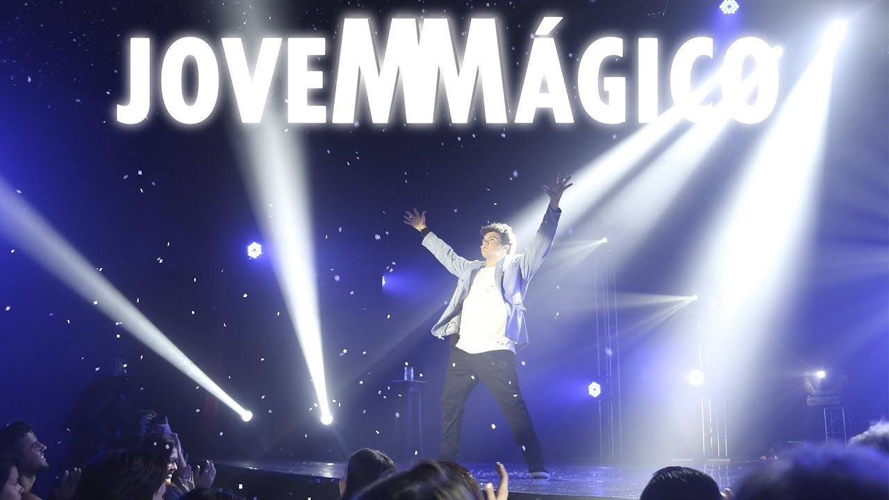 JOVEM MÁGICO ESPETÁCULO GABRIEL MONTENEGRO   🔮   Young magician show