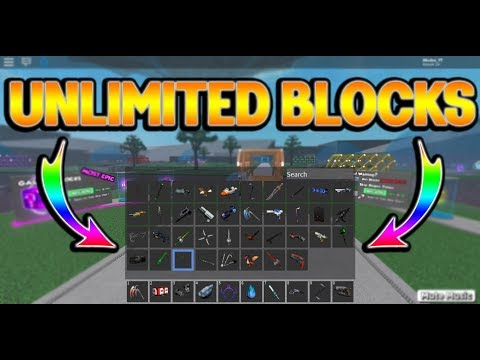 LUCKY BLOCKS  BATTLEGROUNDS ROBLOX HACK / SCRIPT | UNLIMITED BOXES | GET ANY WEAPON!!