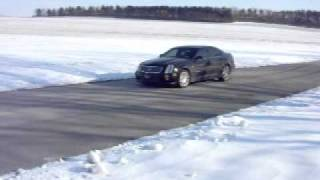 burnout supercharger stsv 06 caddy 60-0 sliding