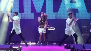 Dj Sava & Raluka - Aroma, Aer - LIVE @ Media Music Awards 2014
