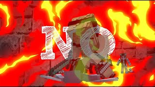 """Minecraft song/ Psycho Girl 13  """"Griefer"""" Lyric Video / Minecraft Videos  Music and Song"""