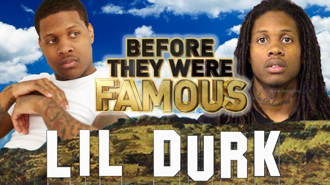 LIL DURK - Before They Were Famous - Lil Durk 2X - YouTube