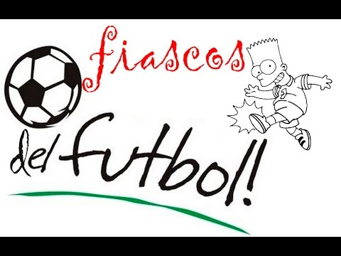 Fiascos del futbol