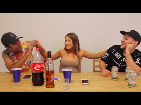 Ultimate Drinking Challenge (Picolo Game) ft  Nick Moore