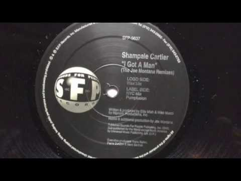 Shampale Cartier - I Got A Man (Joe Montana Wax Mix) SFP Records 1999