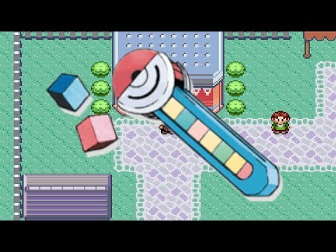 How To Find The PokeBlock Case In Pokemon Ruby And Sapphire