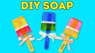 15 Fascinating Soap Ideas