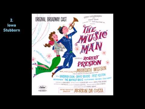 The Music Man (Original Broadway Cast) (1957) [Full Album]