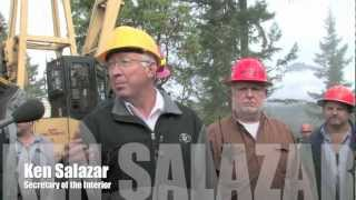 Secretary Salazar Pilot Projects -- February 2012