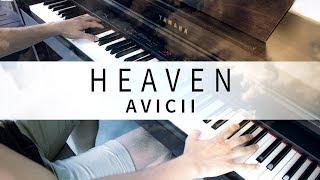 Avicii - Heaven (Samlight Piano Cover) Video