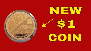 American Innovations 1 dollar coins from US Mint unboxing! New coins to look for!