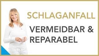 Schlaganfall - vermeidbar & reparabel   Dr. Petra Bracht   Gesundheit, Wissen, Ernährung