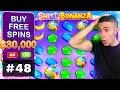 $30000 BONUS BUY on Sweet Bonanza, MASSIVE WIN on Griffin's Gold! - AyeZee Stream Highlights #48