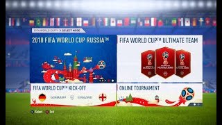 FIFA 18 WORLD CUP MODE HYPE!!😱 - PLAY FIFA 18 WORLD CUP MODE TODAY!! (FIFA 18 World Cup)