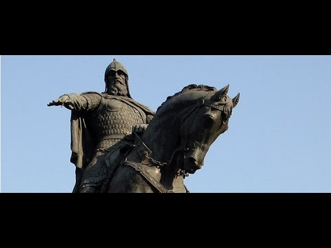 Юрий Долгорукий-князь который не выгоден ватным и вышиватным русофобам !
