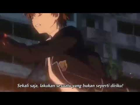 Guilty crown moment